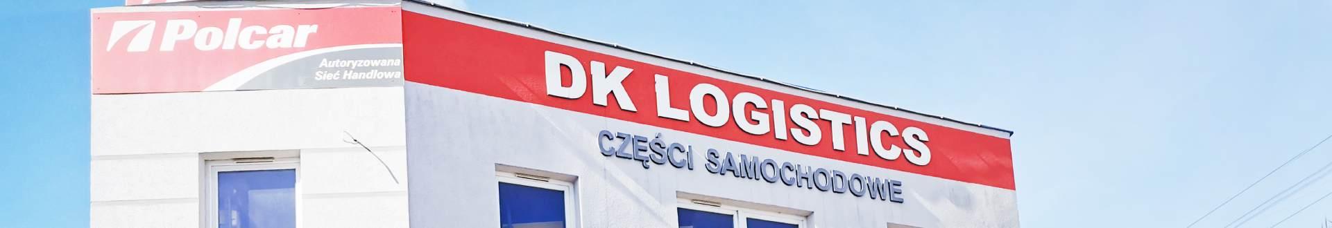 siedziba firmy DK Logistics